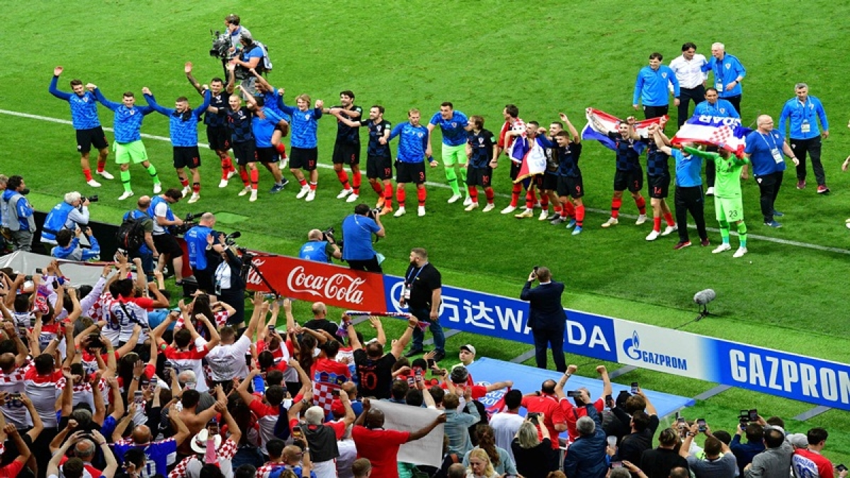 FIFA World Cup 2018: Croatia on fire after 'miracle' victory against England