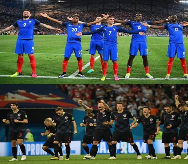 FIFA World Cup 2018 Final: France vs Croatia – This is whom