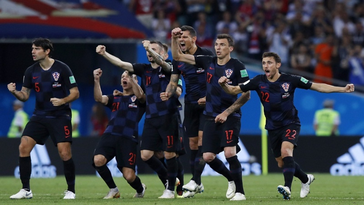 FIFA World Cup 2018: Croatia dump Russia out in penalties; to face England in semi-finals
