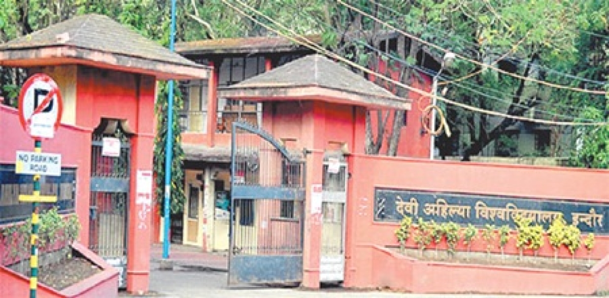 Indore: DAVV apex body meet today, to seek Rs 4.25 crore for residences of V-C, registrar