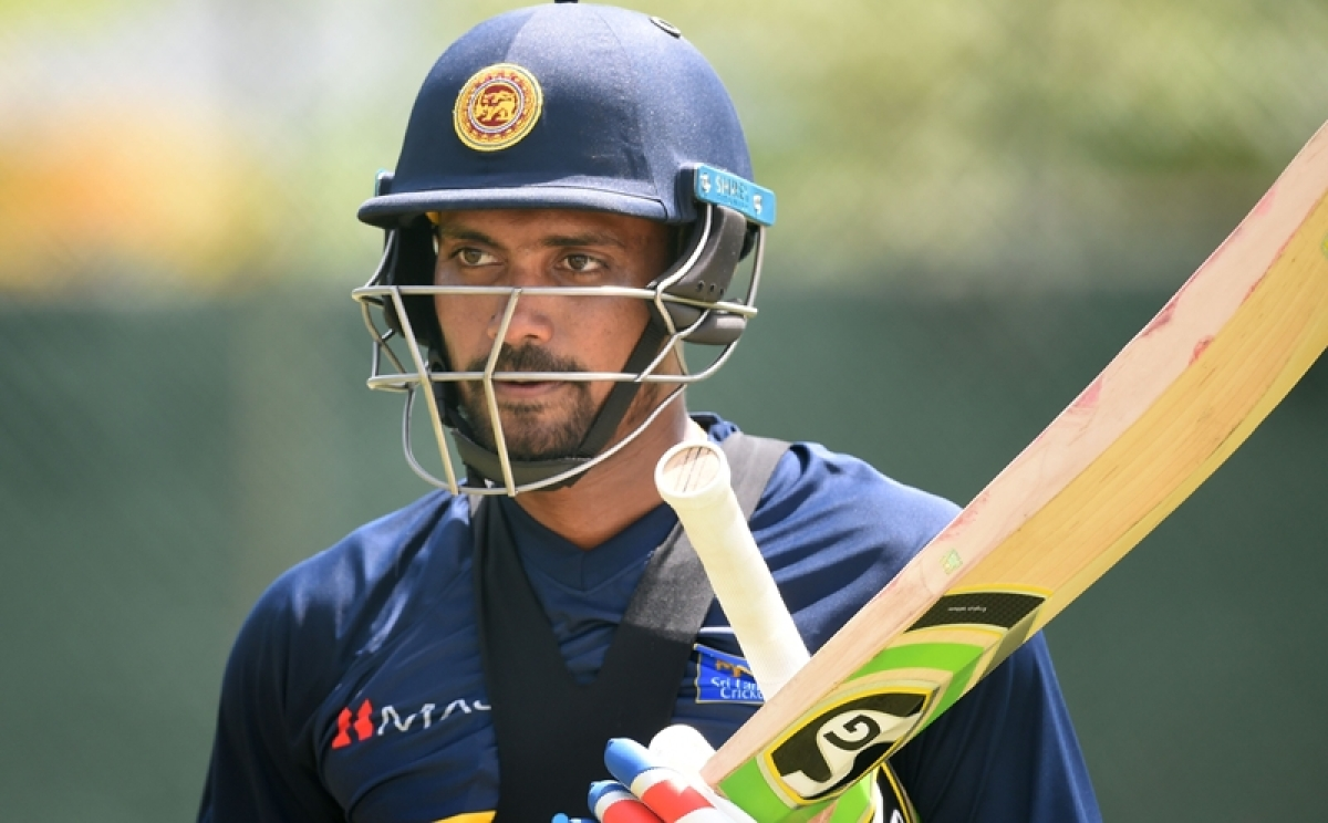 Sri Lankan cricketer Danushka Gunathilaka suspended for 6 months