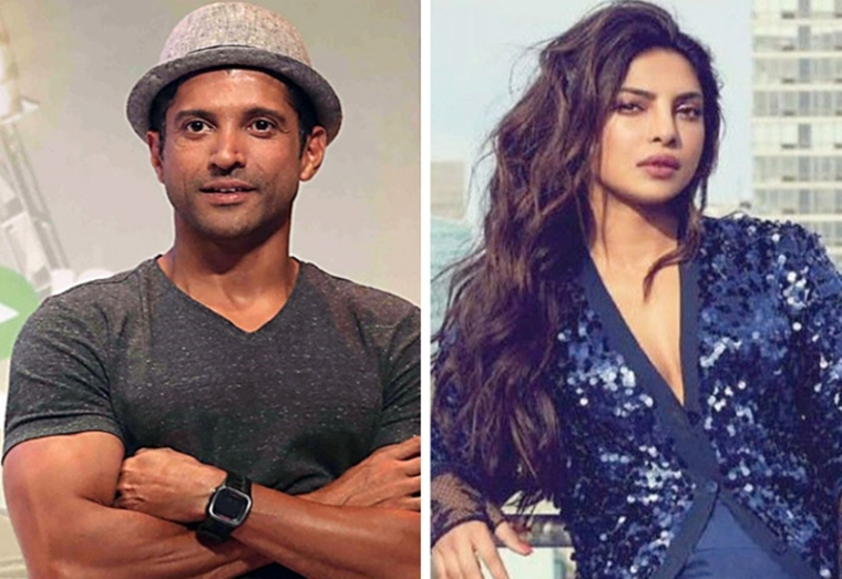 Priyanka Chopra, Farhan Akhtar to shoot final schedule of 'The Sky Is Pink' in March