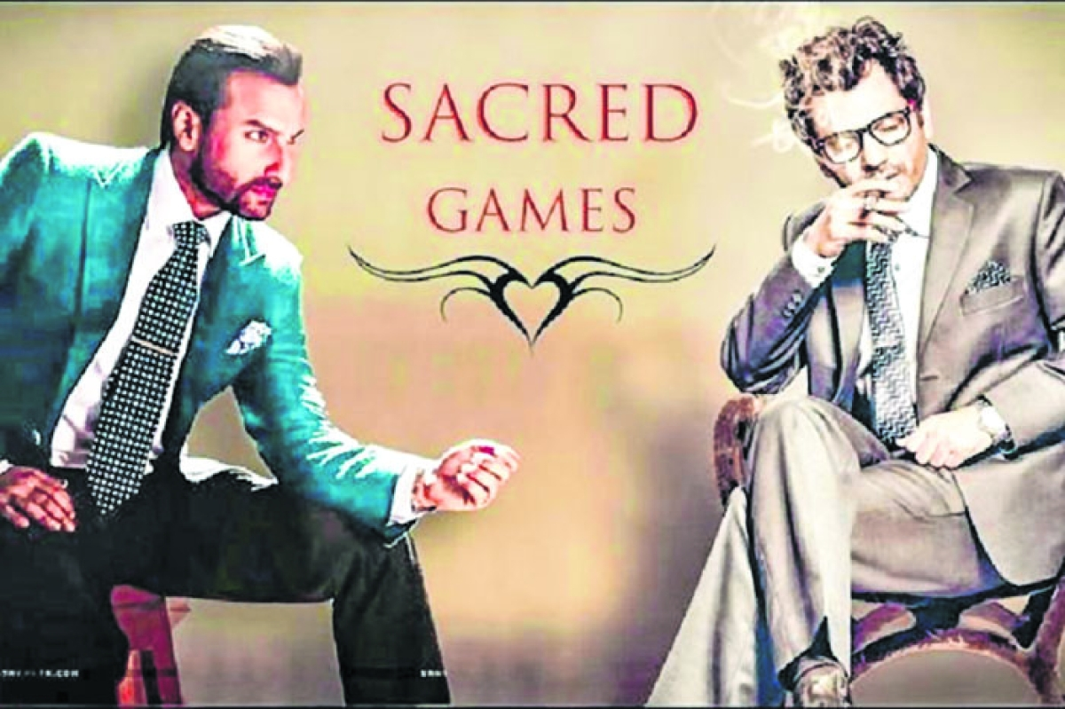HC to hear plea against serial 'Sacred Games'