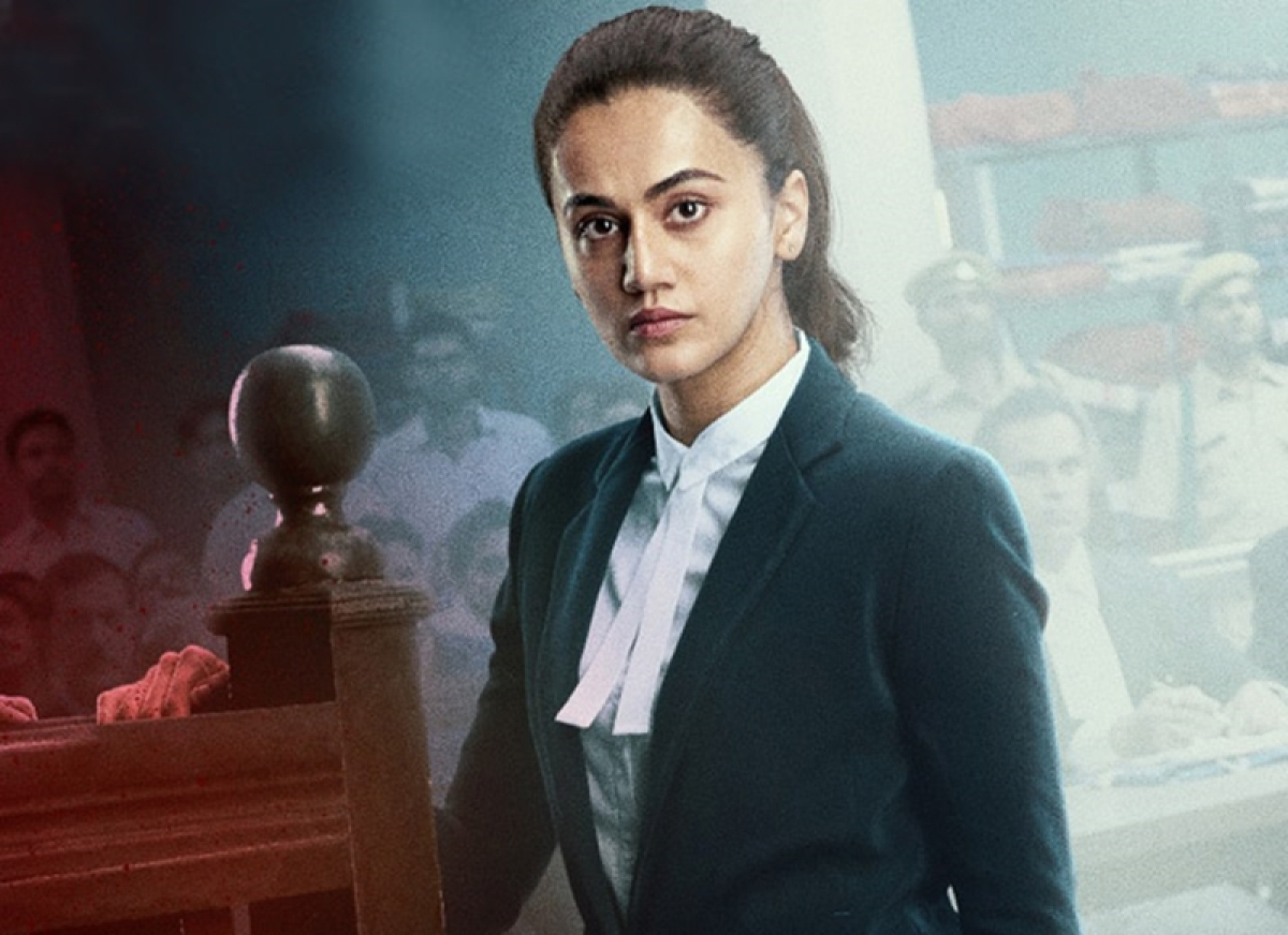 Problem lies within minds of those who have issues with 'Mulk': Taapsee Pannu