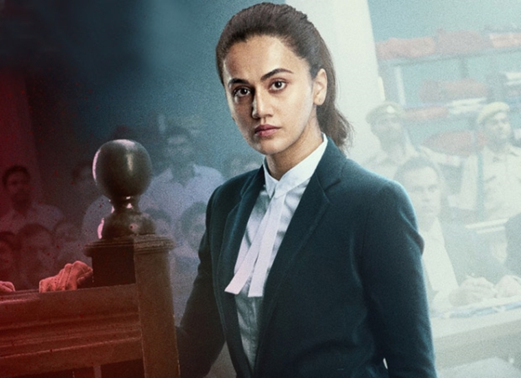 Taapsee Pannu's reason to star in 'Mulk' will leave you speechless