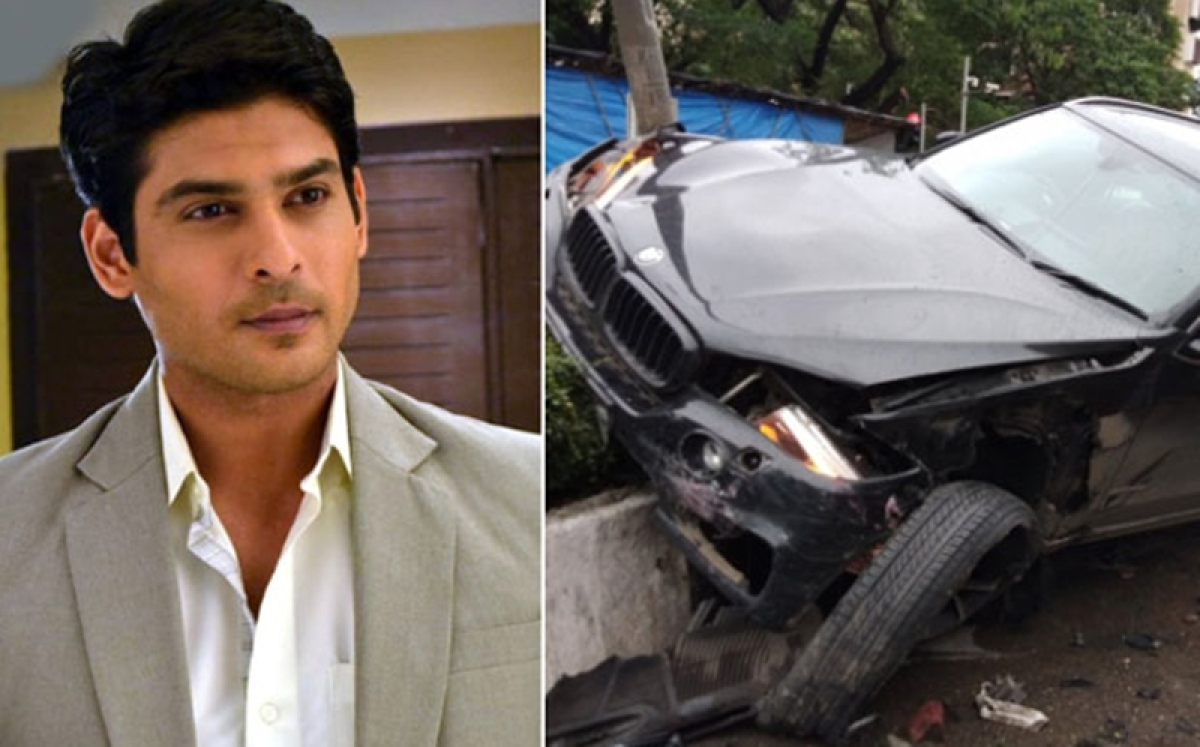 'Humpty Sharma Ki Dulhania' actor Sidharth Shukla released on bail in car accident case