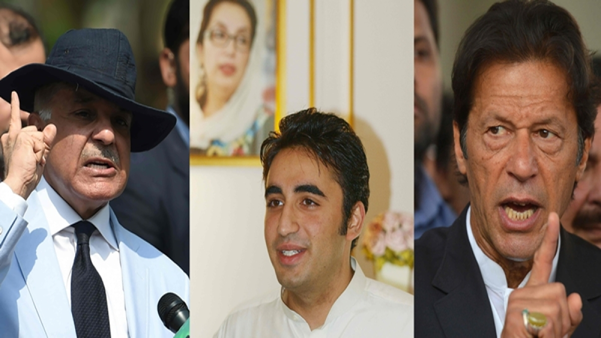 Imran Khan to Bilawal Bhutto: Meet the key players in Pakistan General Elections 2018