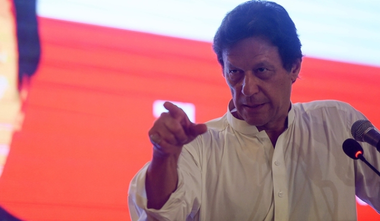 Imran Khan entered politics in 1996; Here is the chronological order of his political career