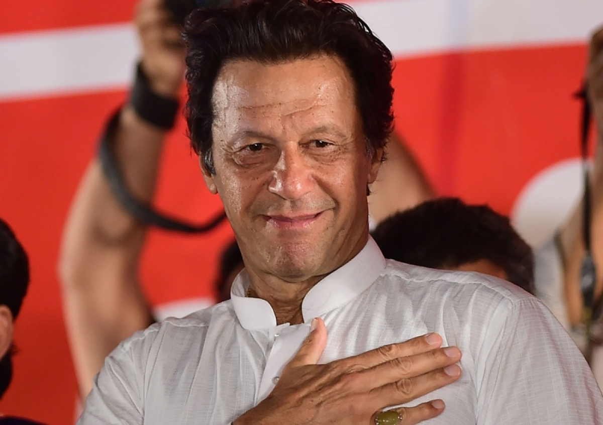 Imran Khan to sworn-in as Pakistan's Prime Minister today; Navjot Sidhu among special guests