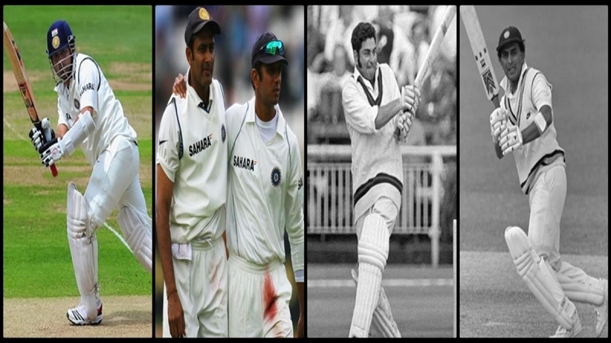 Sunil Gavaskar to Zaheer Khan! India's All-Time Test Dream XI vs England