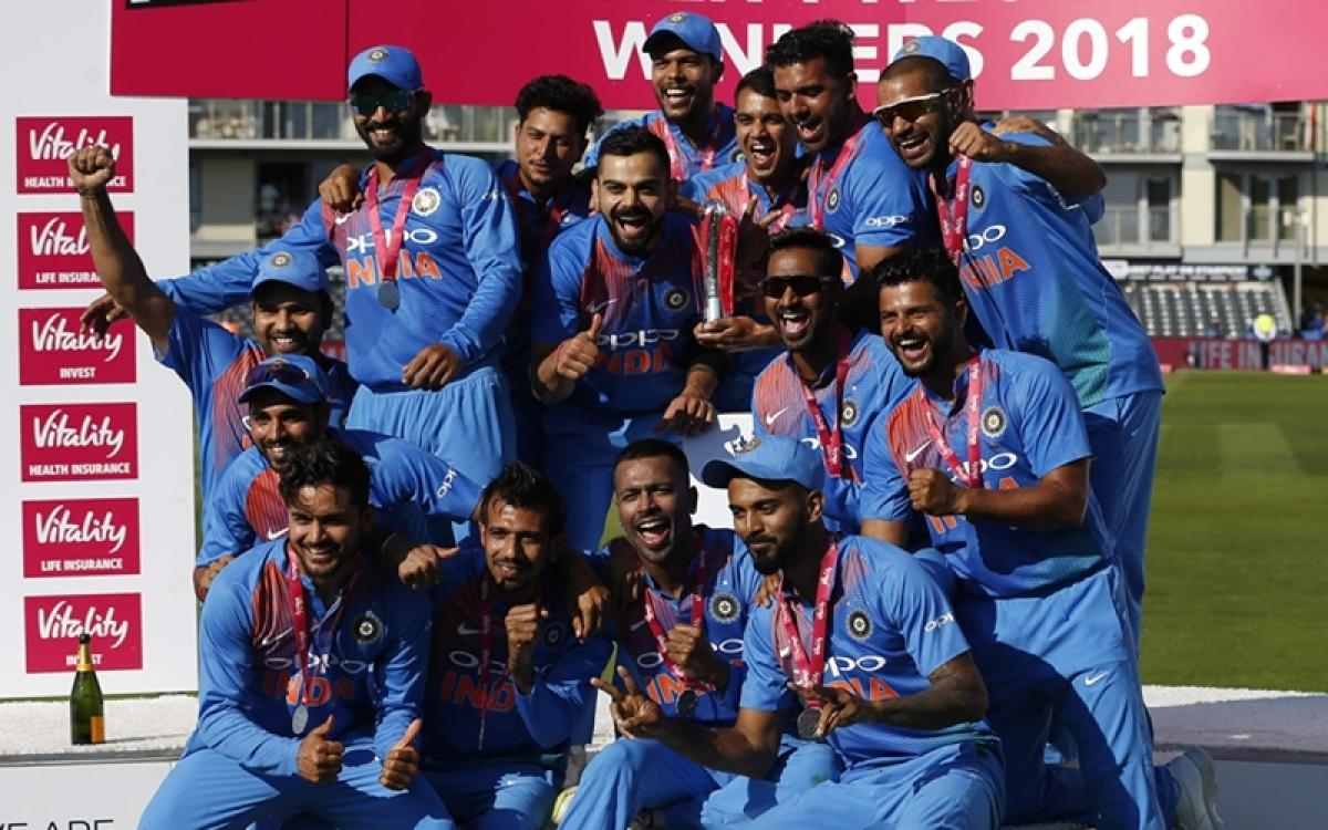 India vs England 1st ODI at Nottingham: LIVE Score, Match Commentary, Updates