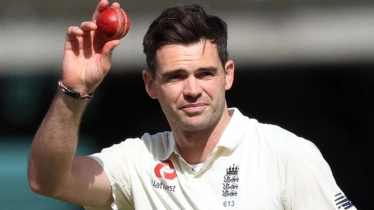 England pacer James Anderson out of final Test against Sri Lanka