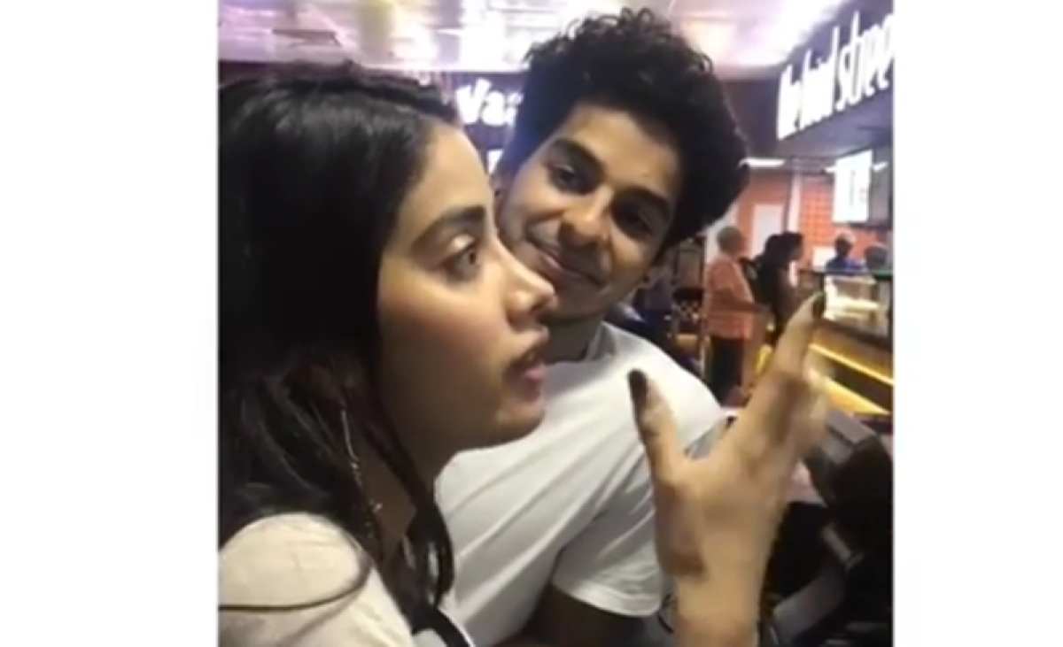 Watch Video: Janhvi Kapoor's pizza ordering skills will make you ROFL
