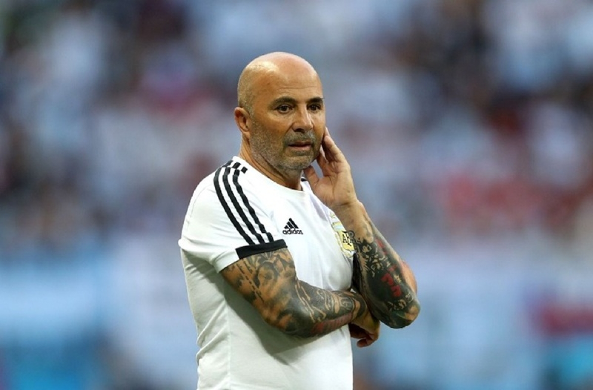 Argentina parts ways with coach Jorge Sampaoli after FIFA World Cup disaster