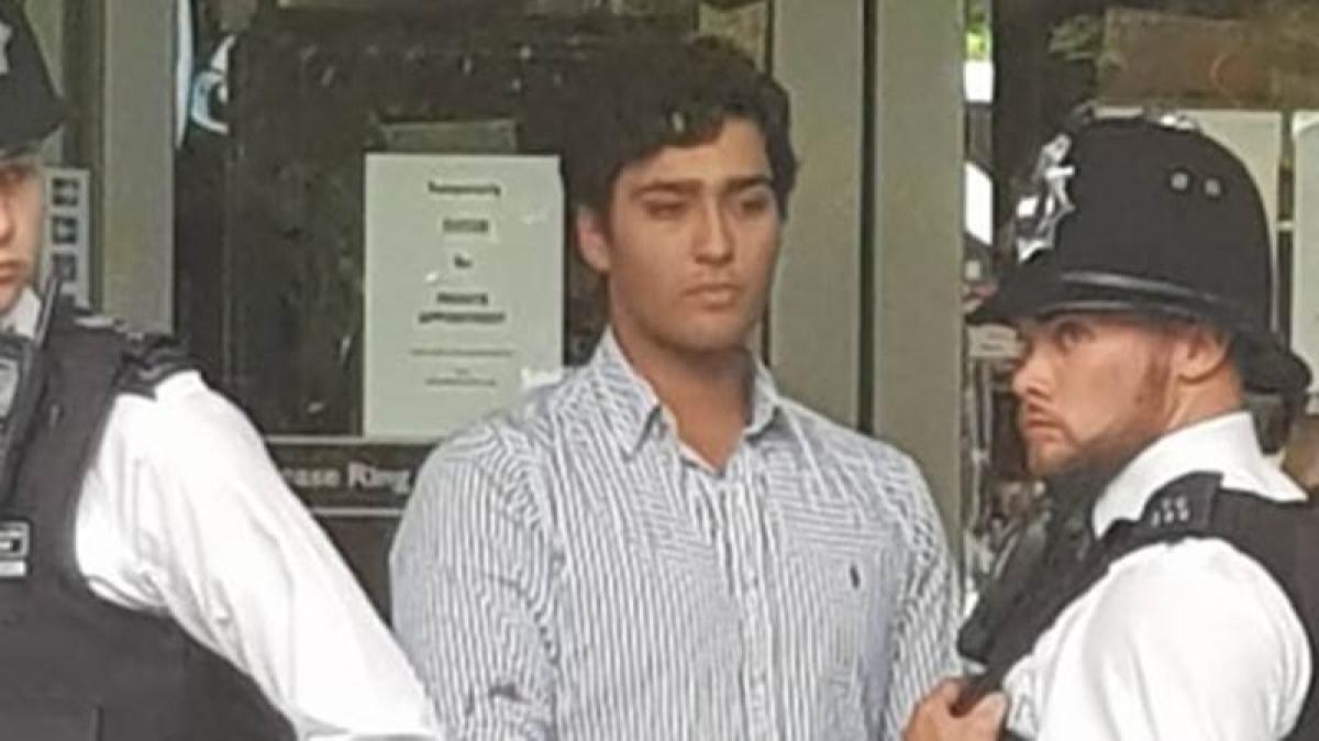 London Police arrest PML-N leader Maryam Sharif's son