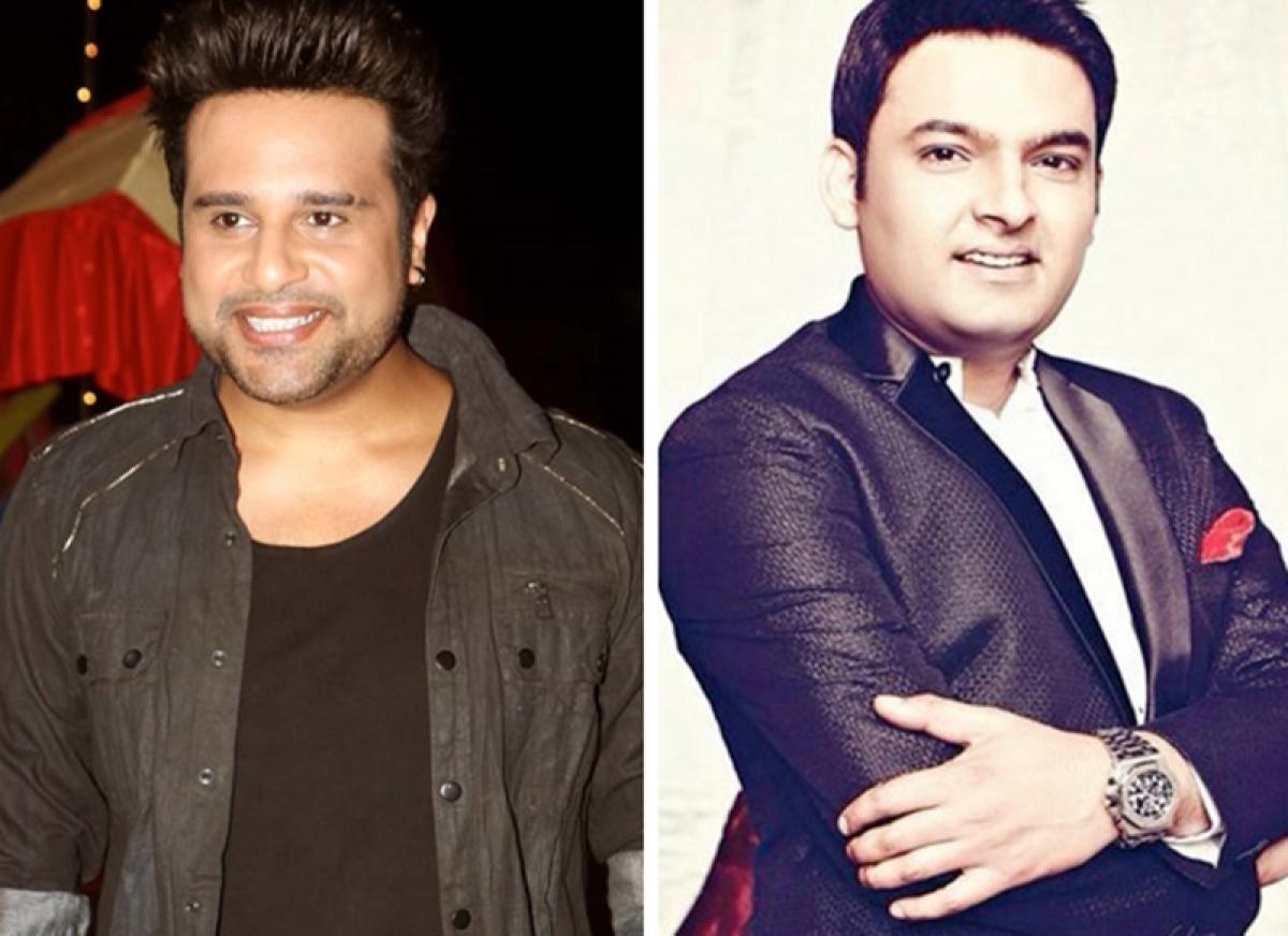 Krushna Abhishek talks about 'The Kapil Sharma Show' controversy and Archana Puran Singh replacing Navjot Singh Sidhu