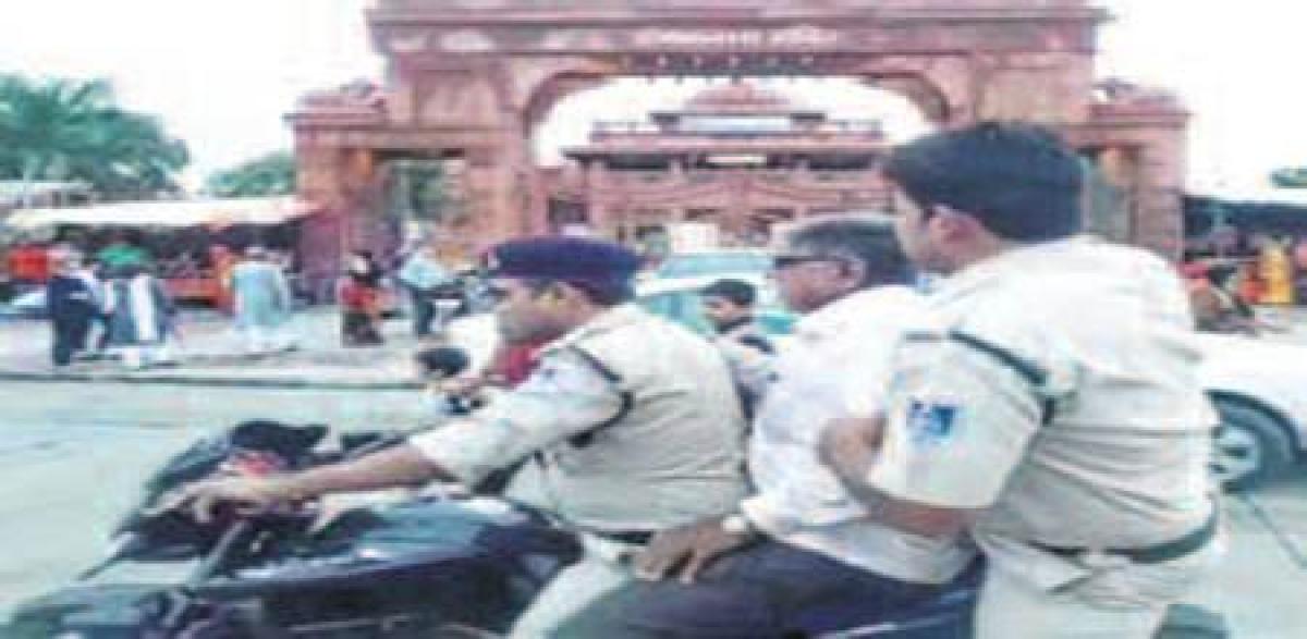 Ujjain: Mangalnath Mandir manager arrested over financial irregularities