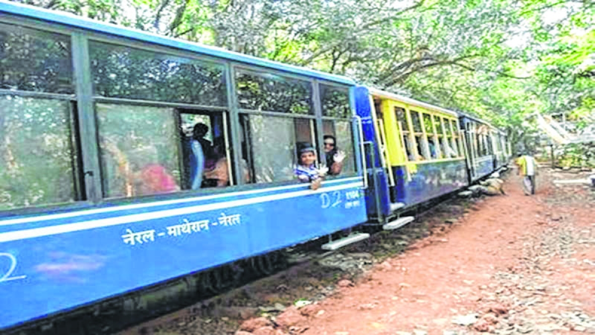 Neral-Matheran toy train ride will get cooler, with addition of one AC coach