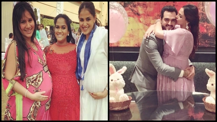 0b3f2ed1de668 Mira Rajput to Aishwarya Rai Bachchan; When Bollywood mommies had a baby- shower