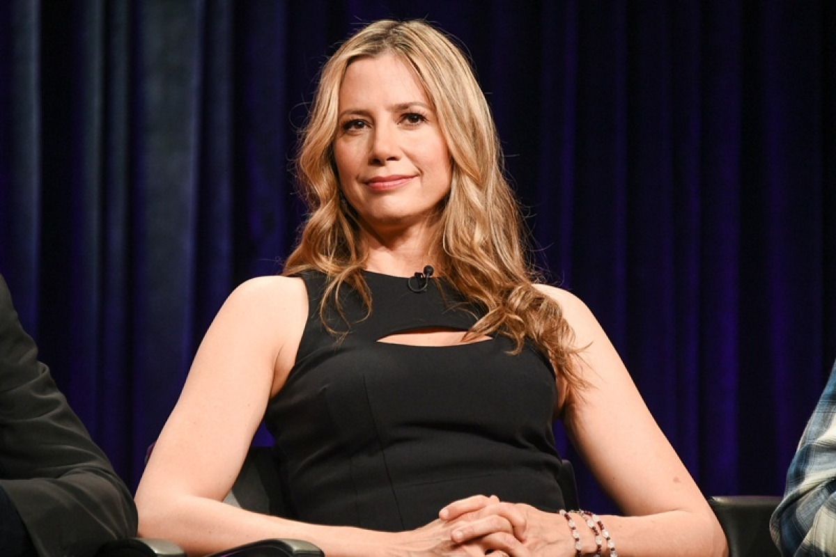 American actress Mira Sorvino, while auditioning was gagged with a condom when she was 16