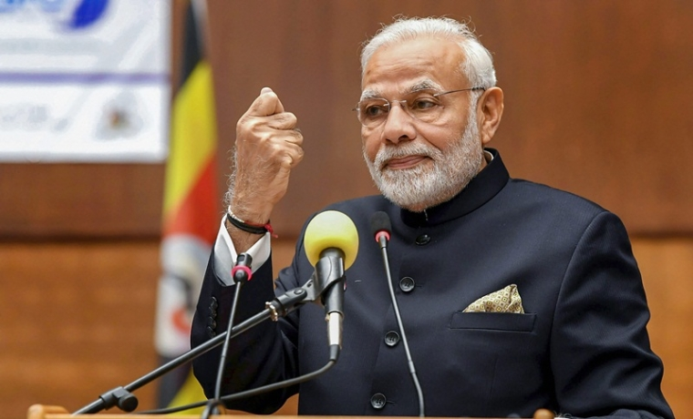 Want to build India as a driver in electric vehicles: PM Modi