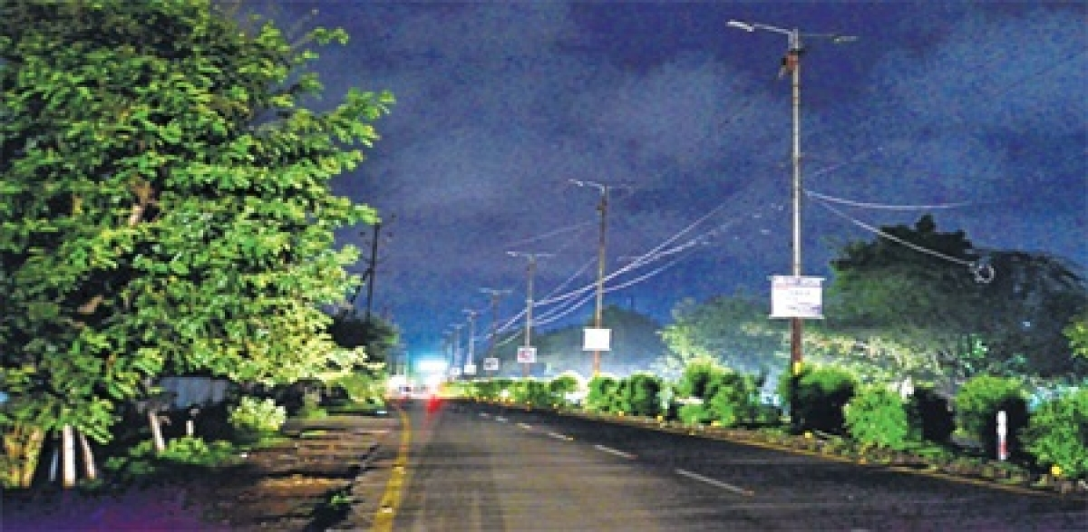 Cyclone Tauktae: 2,426 streetlights left defunct