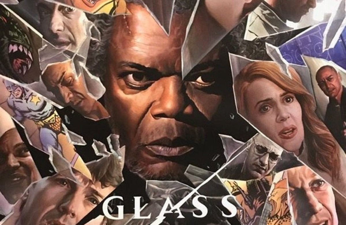 'Glass' trailer is all about supernatural power