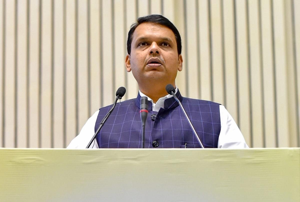 TV channels will soon run disclaimers before Rahul Gandhi's 'imaginary' speeches: Maharashtra CM Devendra Fadnavis