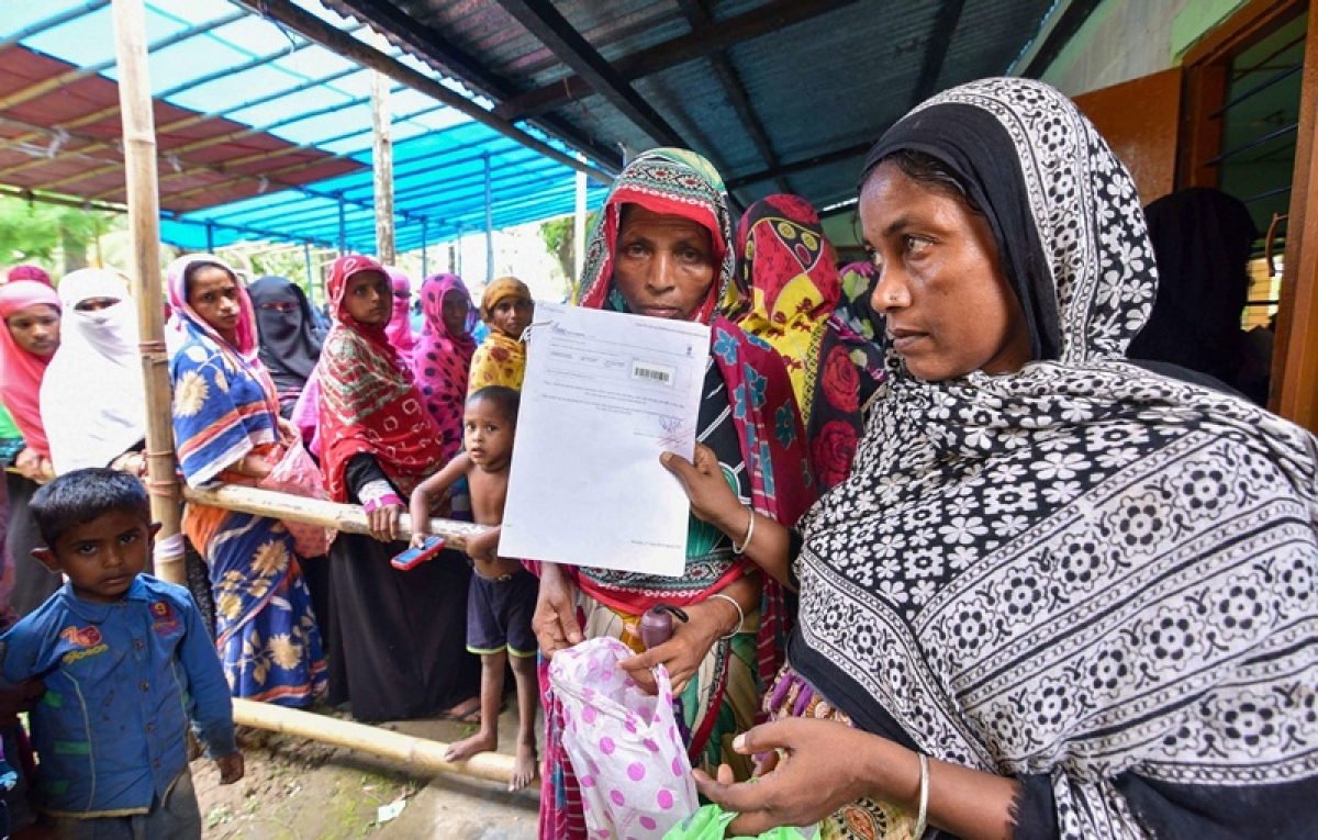Assam NRC list: Congress, Trinamool Congress attack government over NRC