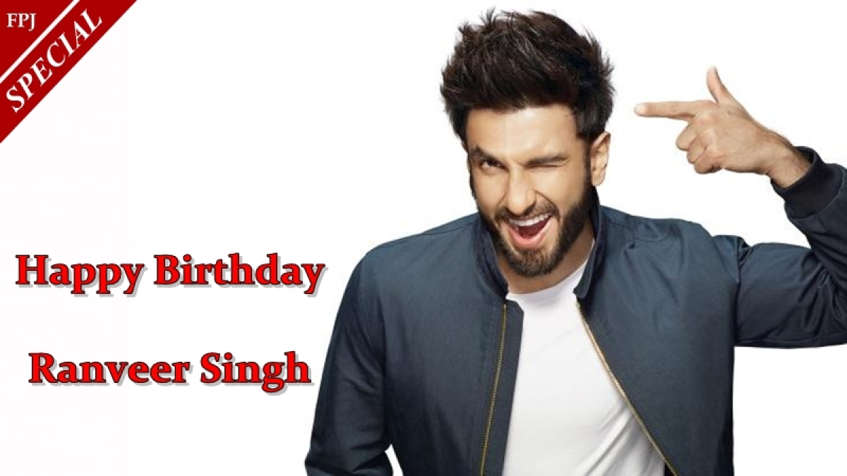 Happy Birthday Ranveer Singh: 5 Things we admire about 'SIMMBA' of Bollywood
