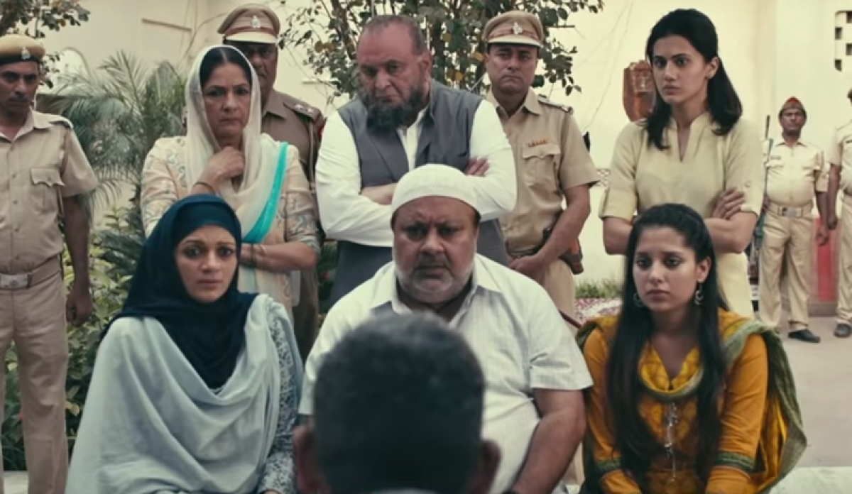 Mulk trailer: Rishi Kapoor, Taapsee Pannu question religion, patriotism in courtroom drama