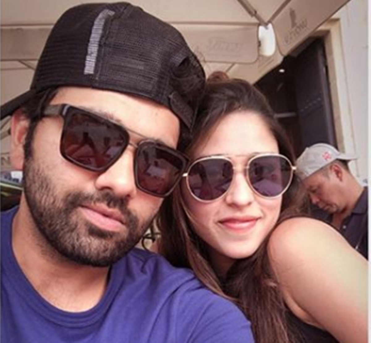 Check out! Rohit Sharma's wife Ritika Sajdeh gives befitting reply to Yuzvendra Chahal when latter tried to troll him
