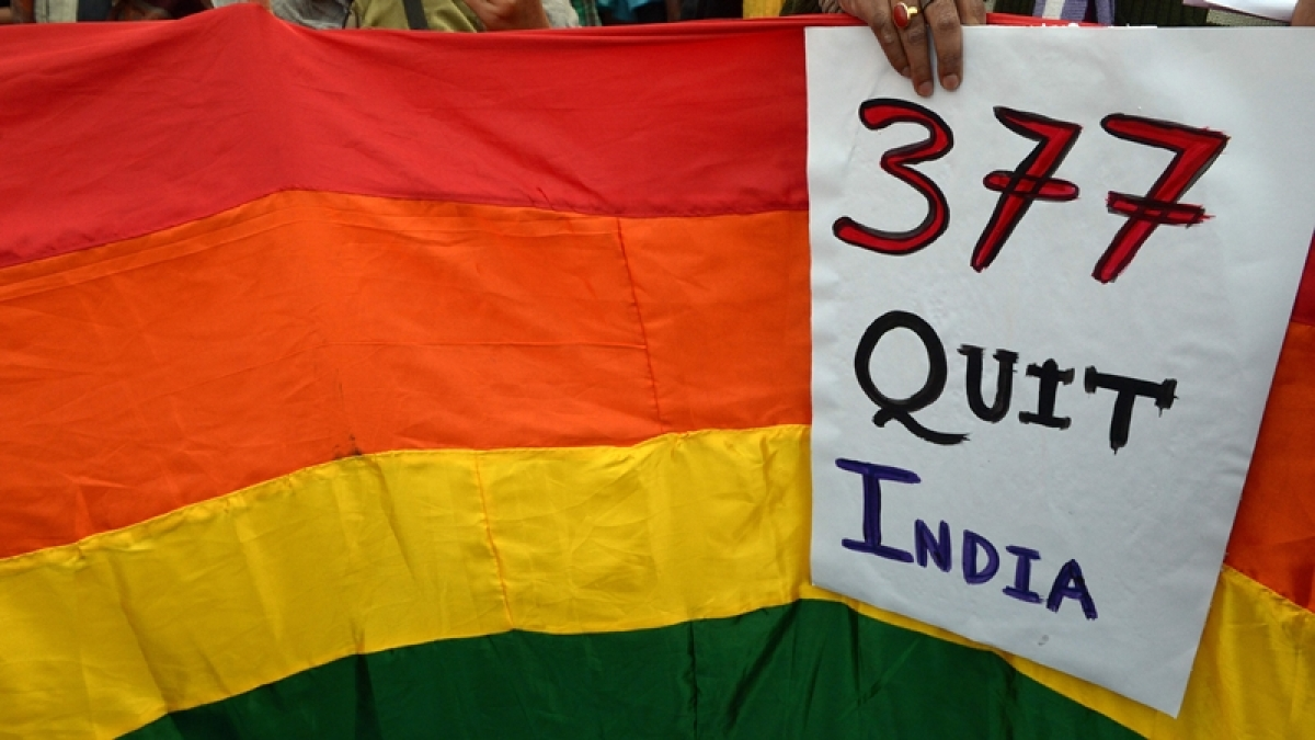 Section 377 based on law passed by Henry VIII in 1533