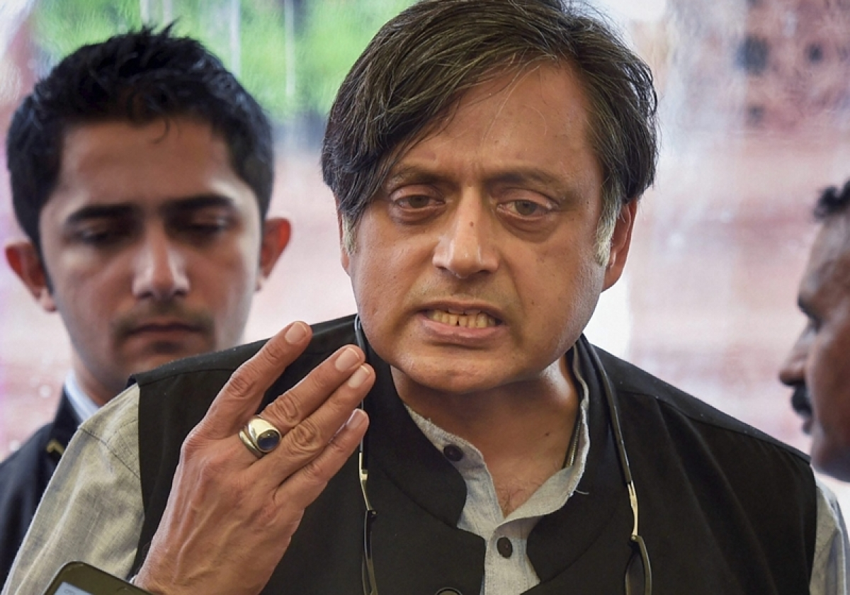Govt has no space in bedrooms: Shashi Tharoor