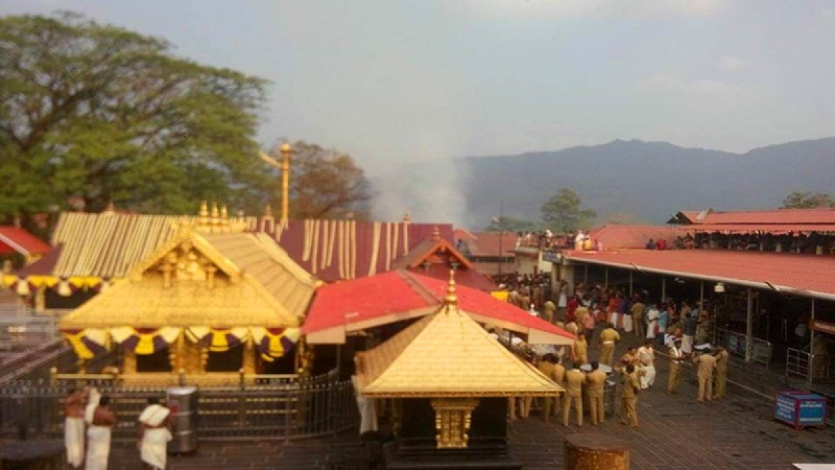 Sabarimala temple closes after 2-day special puja, but no girl or woman pilgrim could offer prayers at the shrine