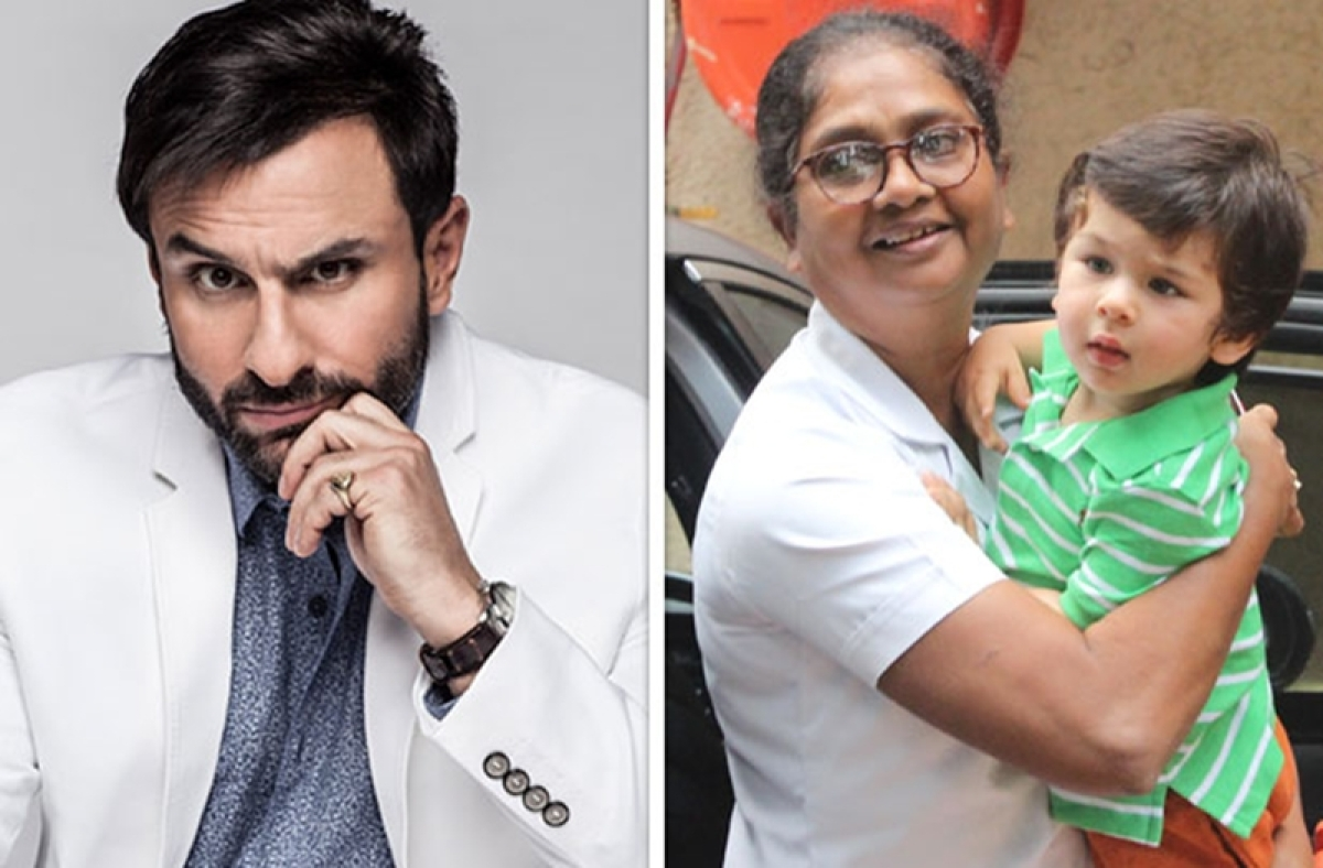 Saif opens up on spending time with Taimur, says kids get affected if they spend too much time with their nannies