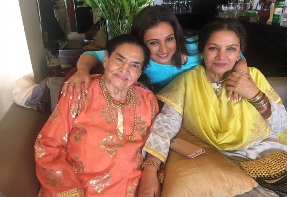 Fanney Khan actress Divya Dutta: My mother and Shabana Azmi are my role models