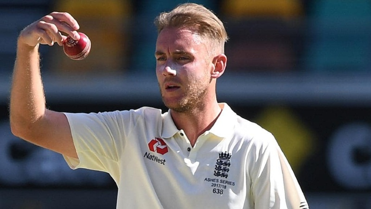 India vs England: Stuart Broad fined 15 percent of match fee for behaving aggressively after dismissing Rishabh Pant