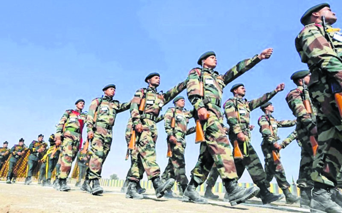 India, Pak military drill in Russia to focus on anti-terror ops