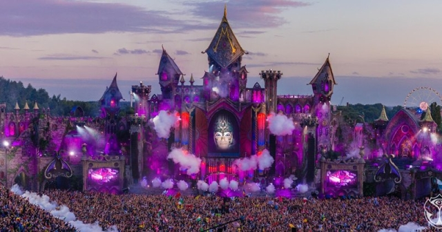 Tomorrowland! Groove to the world's largest EDM fest