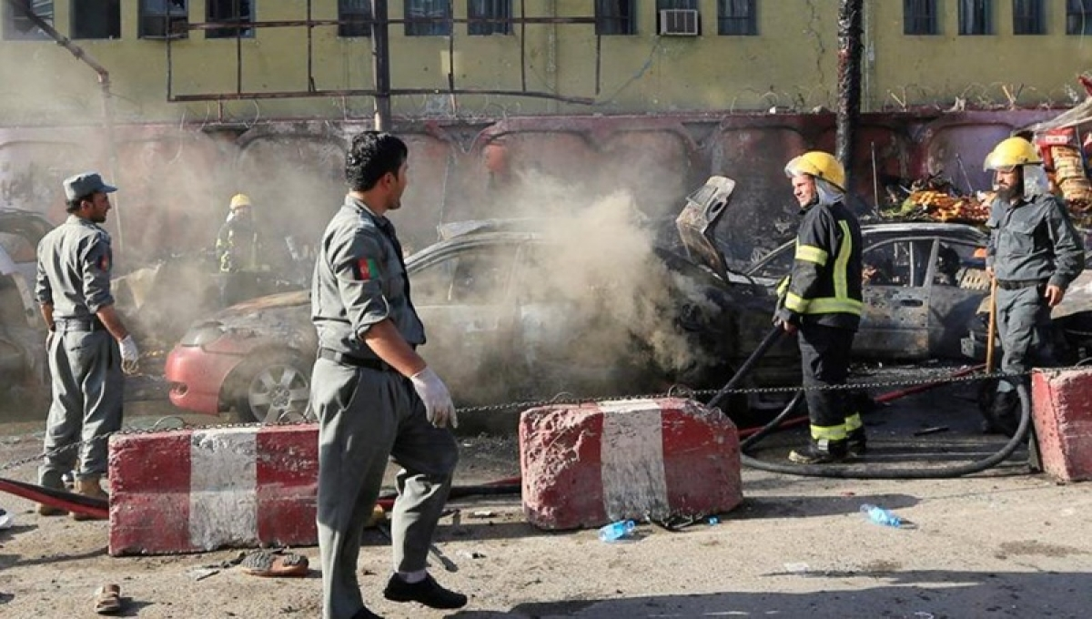 Afghanistan: Suicide bomber targets group of Sikhs, kills 19 in Jalalabad