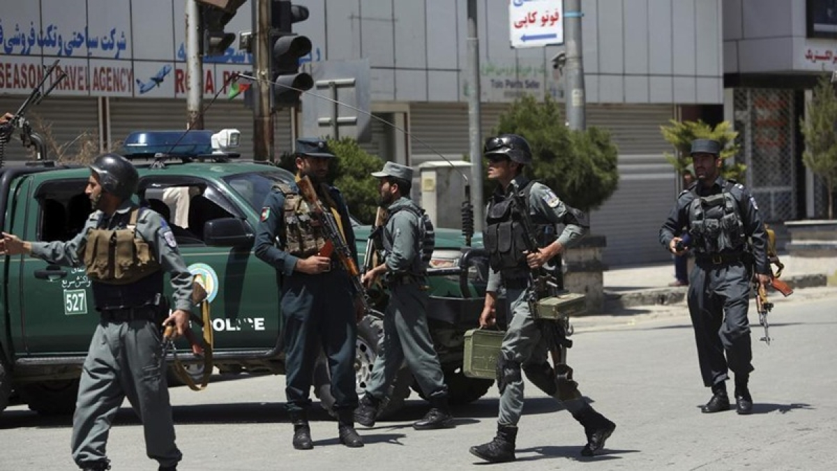 Afghanistan: 1 student killed in twin bomb attack near girls' school