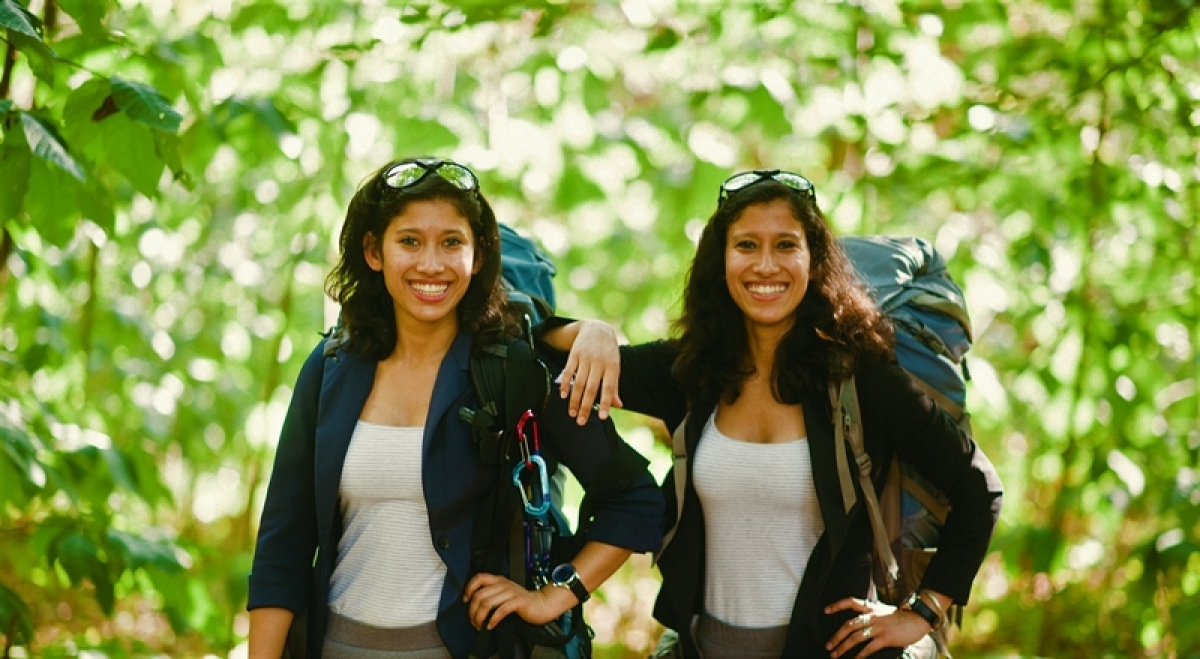 Nungshi and Tashi Malik, world's first female twins to climb Mt Everest, are scaling new heights