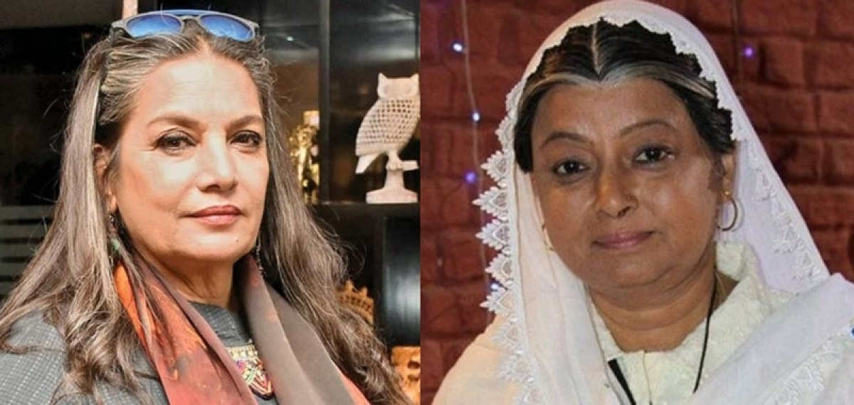 Rita Bhaduri was my friend, closest competitor at FTII: Shabana Azmi
