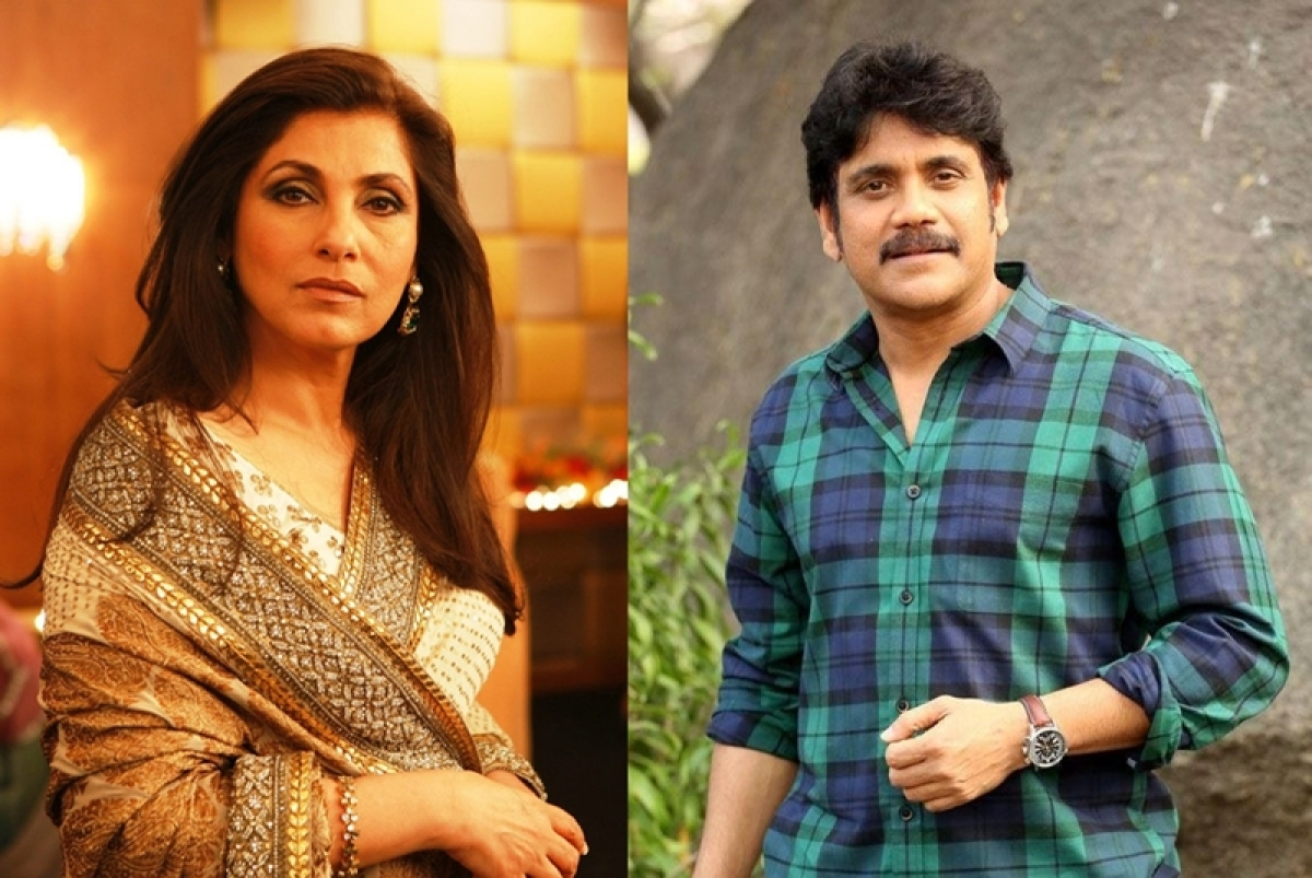 Brahmastra: Dimple Kapadia to star opposite Telugu superstar Nagarjuna in film?