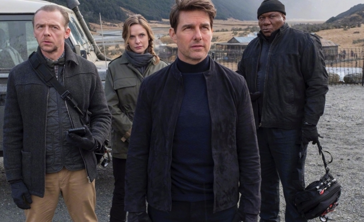 Paramount reveals release dates of Tom Cruise's two new 'Mission: Impossible' films