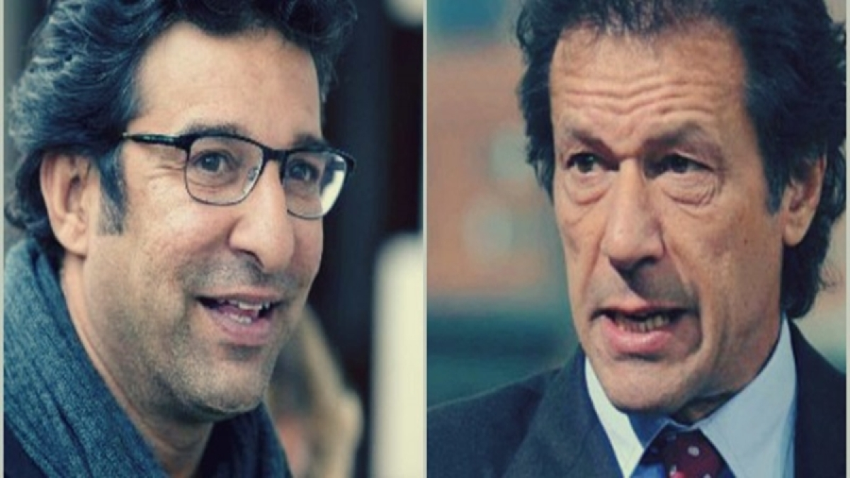 Pakistan Elections 2018: BCC Newsnight confuses Imran Khan with fellow teammate Wasim Akram, apologies