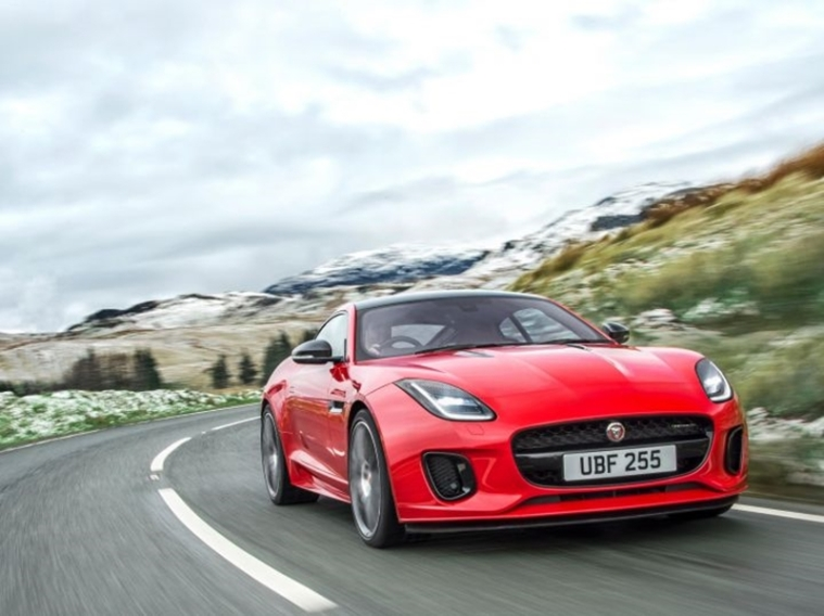 Jaguar gets a new kitten; most affordable F-Type Launched