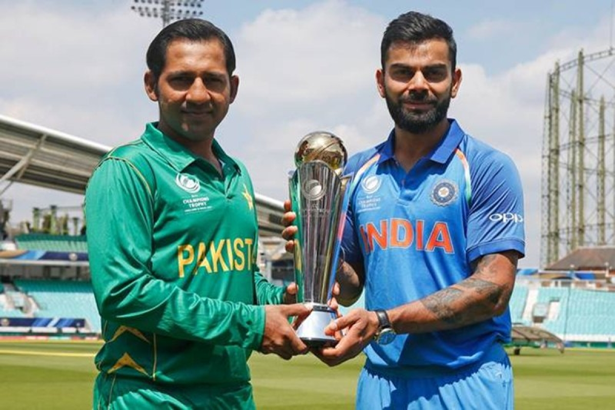 On This Day in History! July 18, 2017 – Pakistan overpowers India to win ICC Champions Trophy 2017