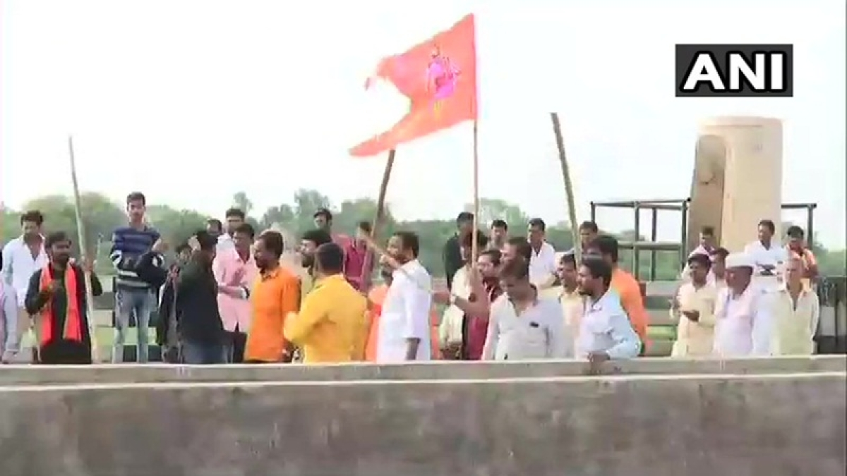 Aurangabad: Maratha community continues protests for reservation in government jobs and education